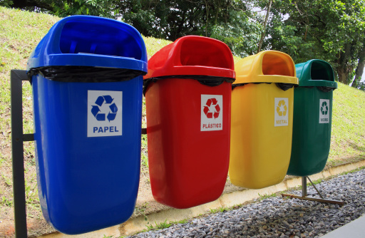 Recycling「Selective garbage」:スマホ壁紙(17)