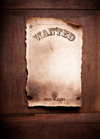 Burnt「Wanted Dead or Alive Poster XXL」:スマホ壁紙(10)