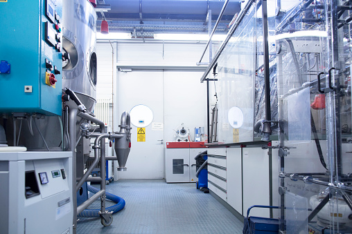 Chemical「Laboratory for material development」:スマホ壁紙(14)