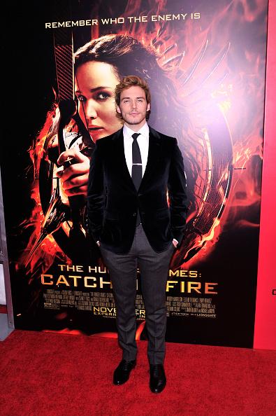 "Stephen Lovekin「""The Hunger Games: Catching Fire"" New York Special Screening - Inside Arrivals」:写真・画像(0)[壁紙.com]"