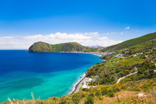 Lipari Island「Lipari Island (Aeolian Islands, Sicily, Italy)」:スマホ壁紙(8)