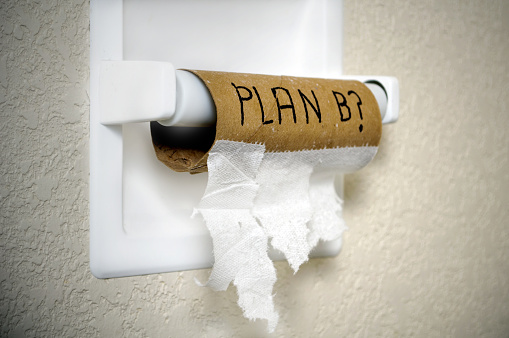 Strategy「Plan B?」:スマホ壁紙(13)