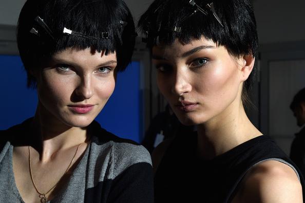 Ian Gavan「Use Unused Backstage - Mercedes-Benz Fashion Week Berlin Autumn/Winter 2015/16」:写真・画像(9)[壁紙.com]