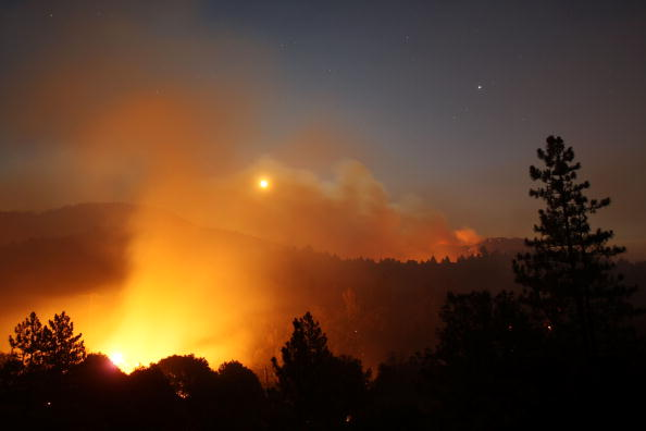 Extreme Terrain「The Station Wild Fire Spreads To Over 100,000 Acres North Of Los Angeles」:写真・画像(4)[壁紙.com]