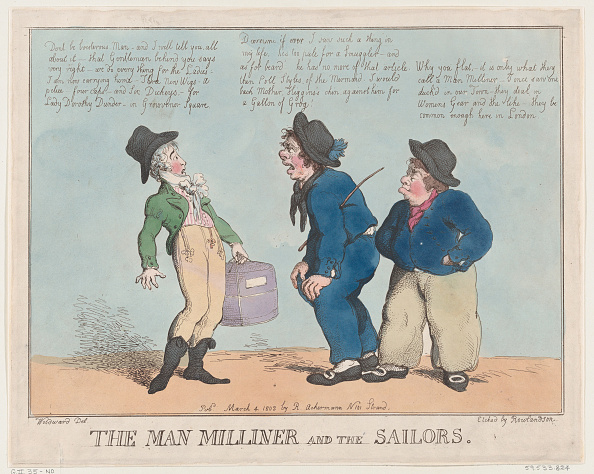Sailor「The Man Milliner And The Sailors」:写真・画像(17)[壁紙.com]