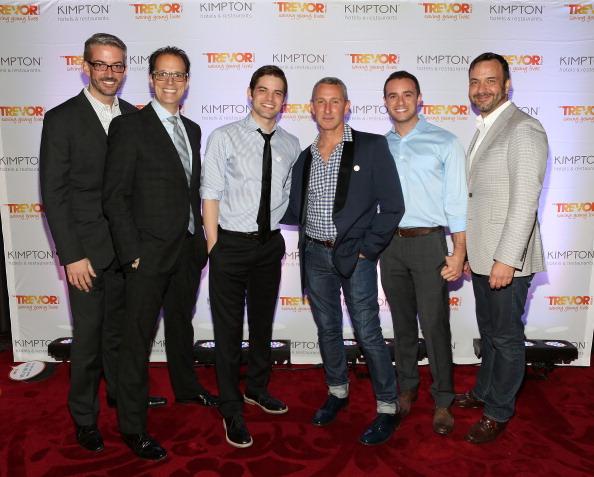 Sponsor「TrevorLIVE NY 2014 Kickoff Party Presented By Kimpton Hotel & Restaurants - Arrivals」:写真・画像(18)[壁紙.com]