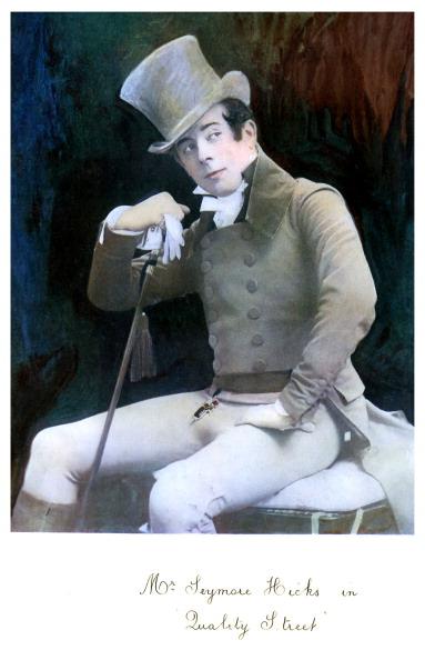 Males「Seymour Hicks as Captain Valentine Brown」:写真・画像(6)[壁紙.com]