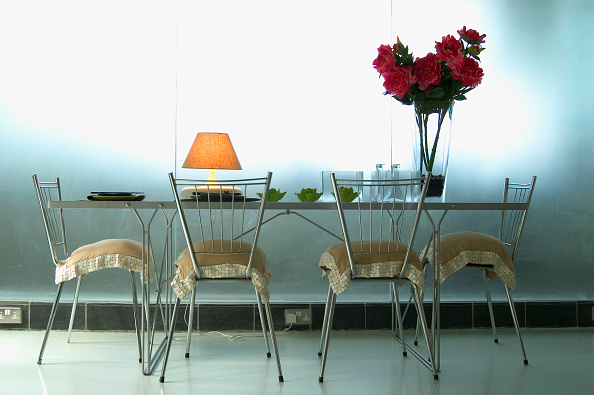 Dining Room「Show home of a new residential development」:写真・画像(17)[壁紙.com]