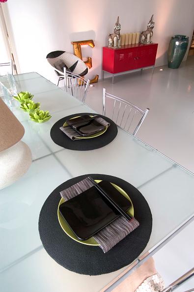 Dining Room「Show home of a new residential development」:写真・画像(18)[壁紙.com]