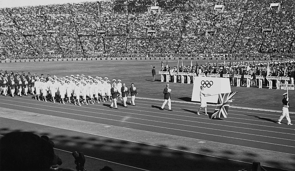 Summer Olympic Games「XVIII Olympic Summer Games」:写真・画像(10)[壁紙.com]