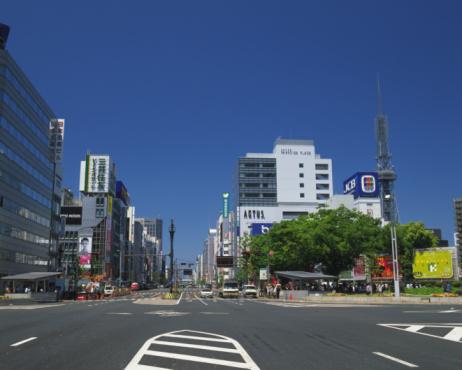 Road Intersection「Intersection」:スマホ壁紙(18)