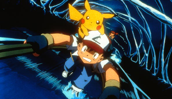 Cartoon「Pokemon 3 Movie Stills」:写真・画像(6)[壁紙.com]