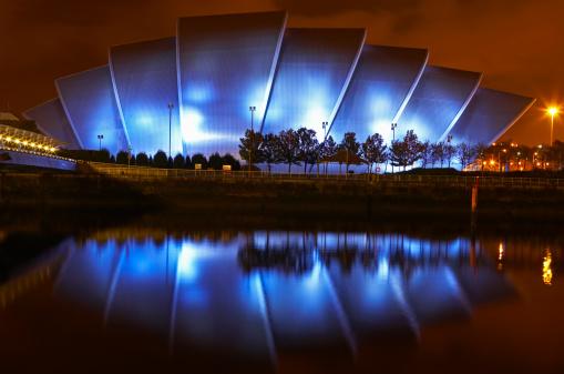 Glasgow - Scotland「Scotland, Glasgow, SECC Building」:スマホ壁紙(17)