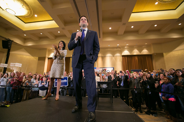 Super Tuesday「Marco Rubio Holds Campaign Rally In Atlanta Ahead Of Super Tuesday」:写真・画像(2)[壁紙.com]