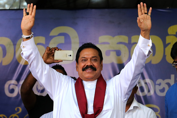 Colombo「Final Day Of Campaigning In Sri Lanka Ahead Of General Election 2015」:写真・画像(19)[壁紙.com]