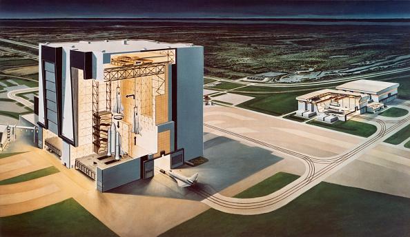 Vehicle Assembly Building「Vehicle Assembly Building」:写真・画像(5)[壁紙.com]