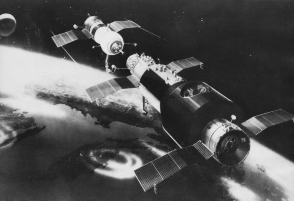 Space Exploration「Soyuz 11」:写真・画像(9)[壁紙.com]