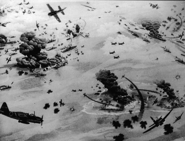 World War II「Battle Of Midway In World War II 」:写真・画像(2)[壁紙.com]