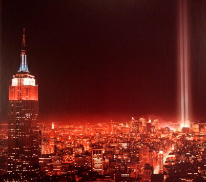 Empire State Building「Tribute To Light in New York」:写真・画像(16)[壁紙.com]