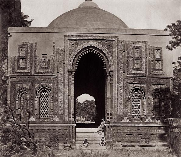 Delhi「The Alai Darwaza」:写真・画像(5)[壁紙.com]