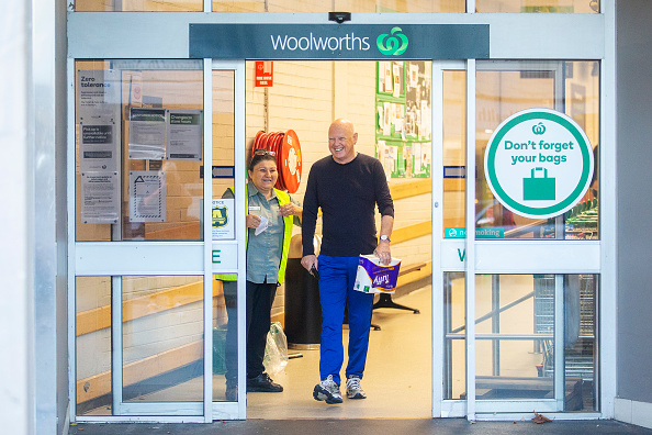 Males「Supermarkets Introduce Special Shopping Hours For Elderly And Disadvantaged Amid Coronavirus Crisis」:写真・画像(16)[壁紙.com]
