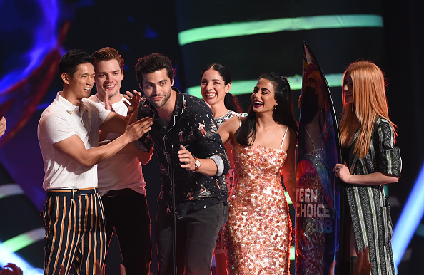 Fox Photos「FOX's Teen Choice Awards 2018 - Show」:写真・画像(8)[壁紙.com]