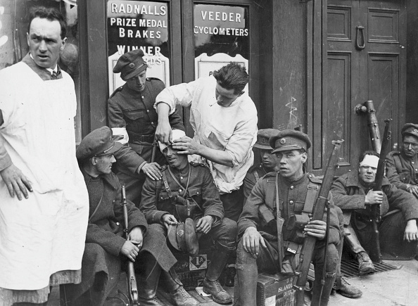 Dublin - Republic of Ireland「Wounded Soldiers」:写真・画像(6)[壁紙.com]