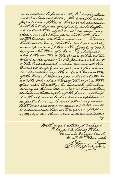 Cultures「Autograph: George Washington, 1793.」:写真・画像(7)[壁紙.com]