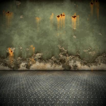 レトロ「steel floor」:スマホ壁紙(14)