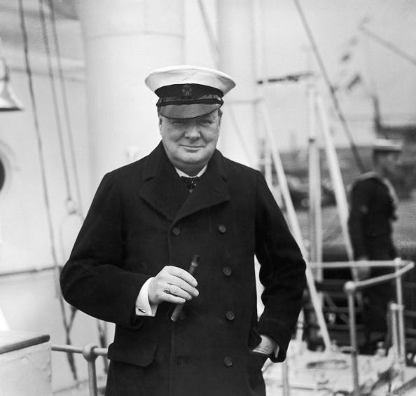 Boat Deck「Churchill On Ship」:写真・画像(7)[壁紙.com]