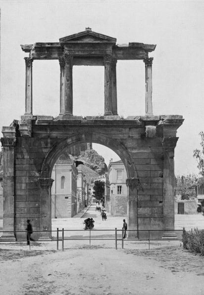 Arch - Architectural Feature「Hadrian's Arch...」:写真・画像(19)[壁紙.com]