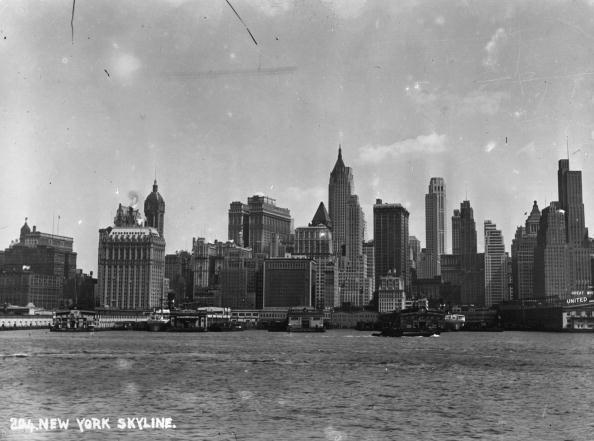 風景「New York Skyline」:写真・画像(1)[壁紙.com]