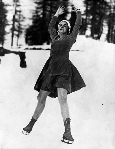 1932年レイクプラシッド冬季オリ...
