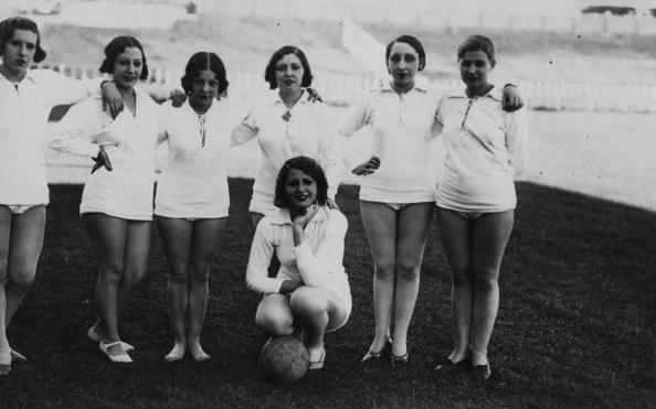 Women's Soccer「Ladies Team」:写真・画像(3)[壁紙.com]