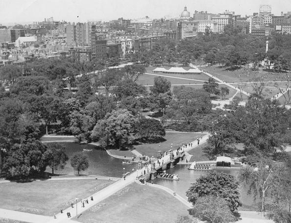 都市景観「Boston Gardens」:写真・画像(13)[壁紙.com]