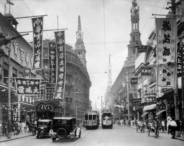 1930-1939「Downtown Shanghai」:写真・画像(18)[壁紙.com]