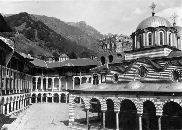 Architectural Feature「Rila Monastery」:写真・画像(15)[壁紙.com]