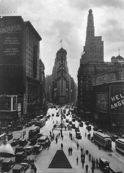 Broadway - Manhattan「Times Square」:写真・画像(1)[壁紙.com]