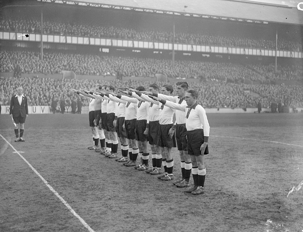Germany「Nazi Football Team」:写真・画像(4)[壁紙.com]