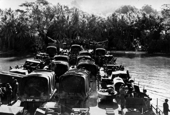 Approaching「Green Island Invasion」:写真・画像(5)[壁紙.com]