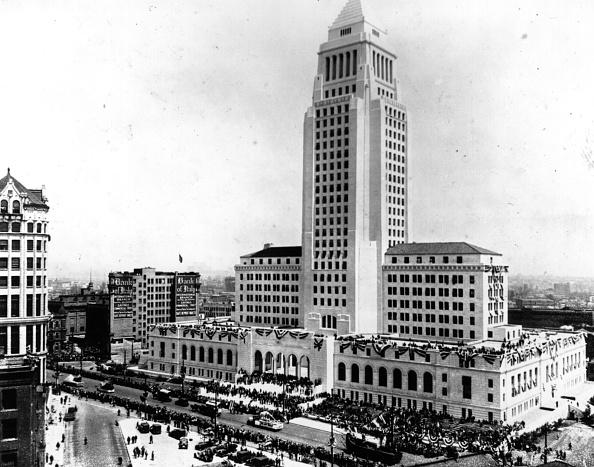 Town Hall「LA City Hall」:写真・画像(19)[壁紙.com]
