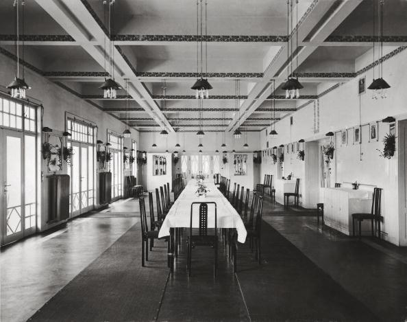 Dining Room「Sanatorium in Purkersdorf.」:写真・画像(9)[壁紙.com]