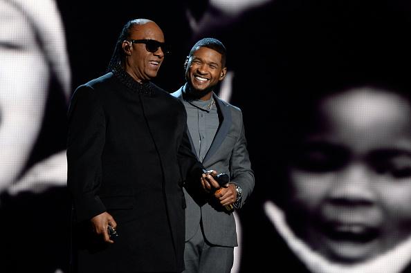 Usher - Singer「57th GRAMMY Awards - Show」:写真・画像(18)[壁紙.com]