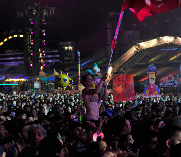 EDC「21st Annual Electric Daisy Carnival - Day 3」:写真・画像(13)[壁紙.com]