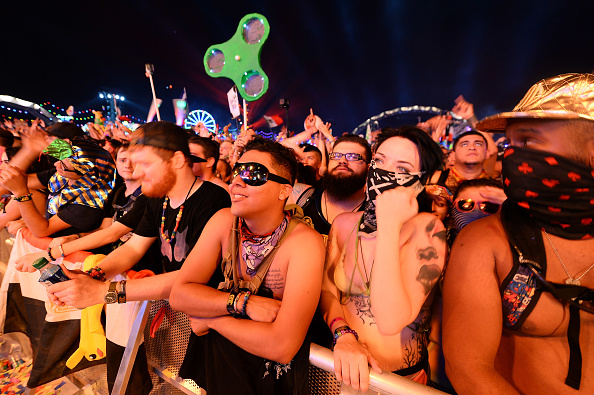 EDC「21st Annual Electric Daisy Carnival - Day 3」:写真・画像(17)[壁紙.com]