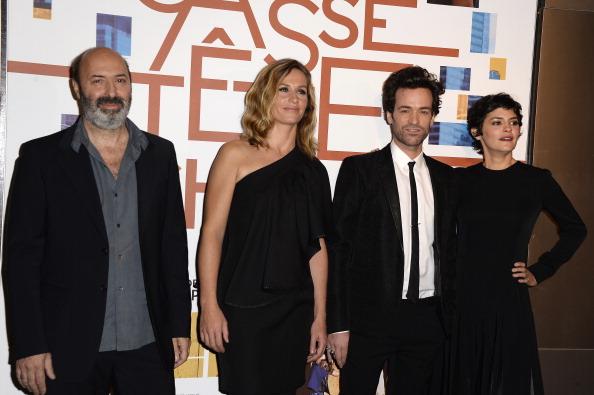 """Audrey Tautou「""""Casse Tete Chinois"""" Paris Premiere」:写真・画像(9)[壁紙.com]"""