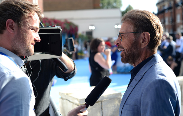 Bjorn Ulvaeus「Mamma Mia! Here We Go Again World Premiere」:写真・画像(15)[壁紙.com]