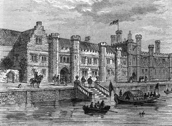 17th Century「Greenwich Palace」:写真・画像(19)[壁紙.com]