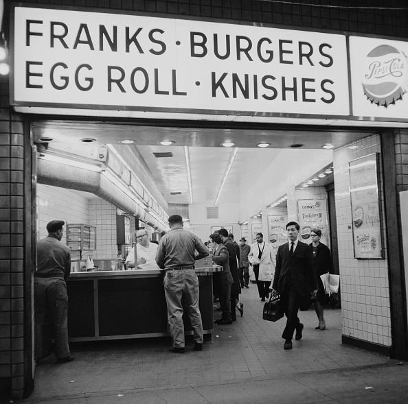 Fast Food「Underground Cafe」:写真・画像(19)[壁紙.com]