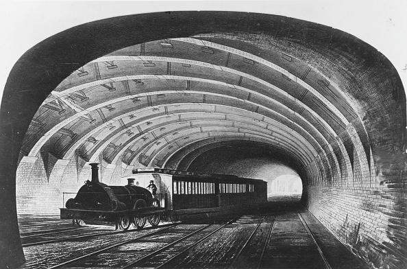 Subway「Underground Train」:写真・画像(13)[壁紙.com]